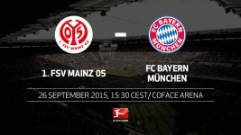 Bayern target record in Mainz