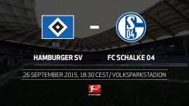 On-song Hamburg set sights on Schalke