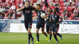 Lewandowski: 'Good for the team'