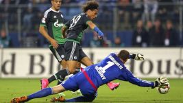 Schalke and Sane's flying start