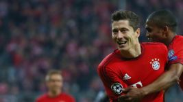 No stopping goal machine Lewandowski