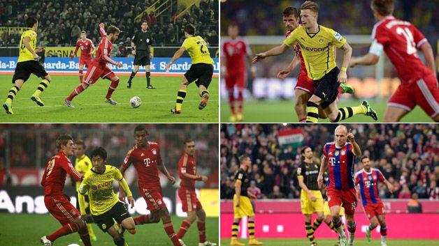 Blmd8 der klassiker an electrifying fixture - German league fixtures results table ...