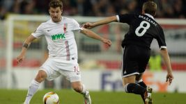 Augsburg humbled at home to Partizan
