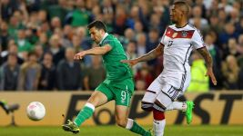 Ireland force Germany to wait