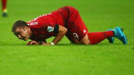 Bayern players wish injured Götze speedy recovery
