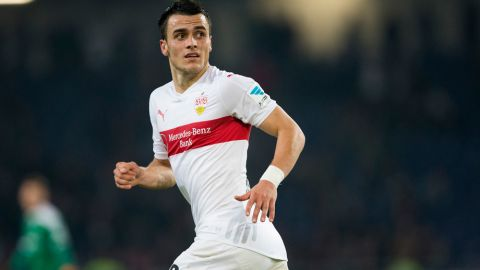 Kostic joins Hamburg