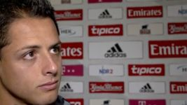 Chicharito exclusive: 'We were the better team'