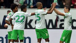 PSV up next for Wolfsburg in nip-tuck Group B