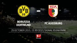 BVB ready to unleash full force on ailing Augsburg