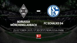 Heavyweight match-up as red-hot Gladbach host Schalke