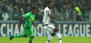 Gladbach in last chance saloon against Juventus