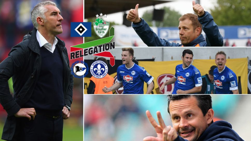 Wann Relegationsspiele Bundesliga