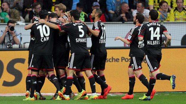 Bundesliga Leverkusen Dortmund