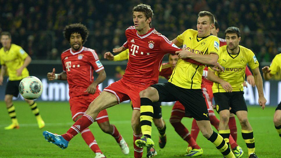 Bayern Dortmund Wo Wird übertragen
