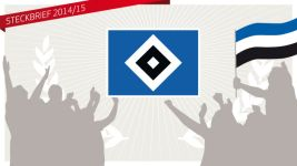 Saison-Steckbrief 2014/15 - Hamburger SV