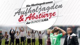 Abstiegsdramen in der Bundesliga