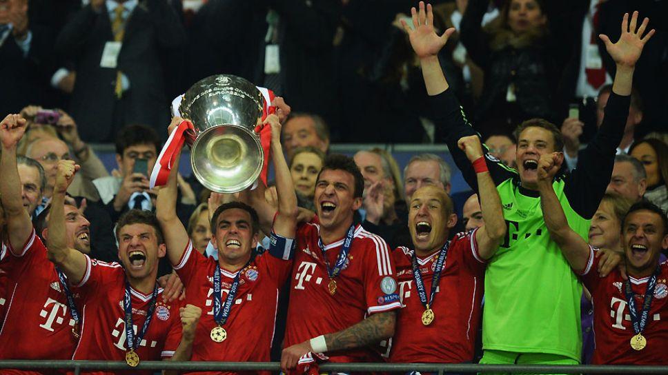 Bundesliga Mannschaft