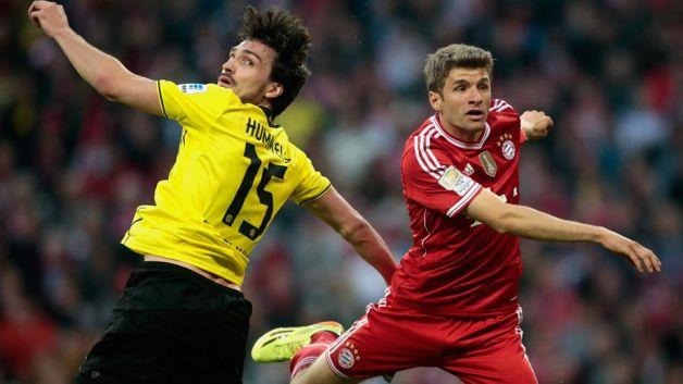 Bvb Bayern Statistik
