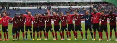 Hannover beendet Augsburgs Serie