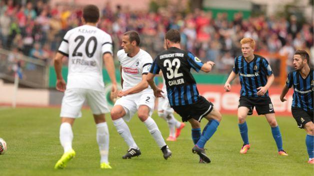 Eintracht Trier Spielplan
