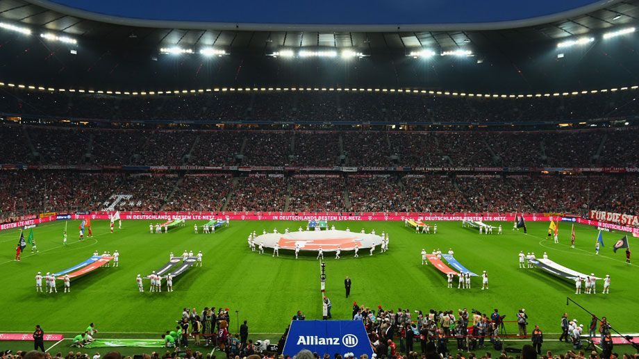 Bundesliga Dfl Deutsche Fußball Liga Veröffentlicht Spielpläne Der