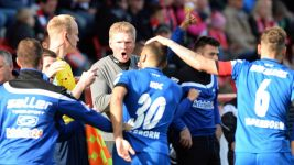 Effenberg's perfect start continues as Paderborn beat Union