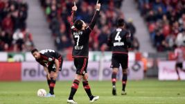 Chicharito devotes goal to Mexicans affected by Tropical Storm Patricia