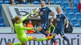 Bielefeld and Sandhausen play out stalemate