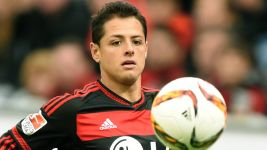 Chicharito drawing the crowds to Leverkusen
