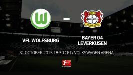 Stars collide as Wolfsburg host Leverkusen