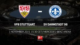 Stuttgart out to plug the gaps against Darmstadt