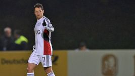 Chicharito at the double as Leverkusen progress in DFB Cup