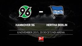 Hertha with point to prove against Hannover