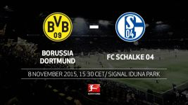Bragging rights on the line for Dortmund and Schalke