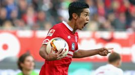 Muto puts another Bundesliga record in his back pocket