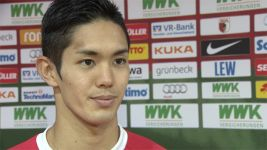 Muto: 'A special day'