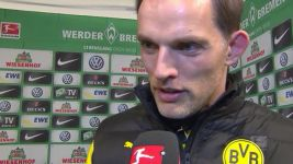 Tuchel: 'Complete domination'