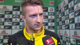 Reus: 'Made them chase the ball'