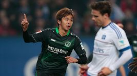 Hannover come from behind to beat Hamburg