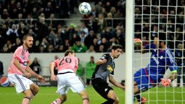 Brave Gladbach unable to progress after Juventus draw