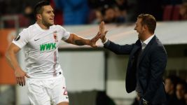 Augsburg hope to spoil Klopp's return to Germany