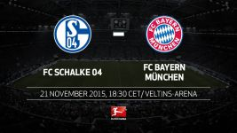 Leaders Bayern roll into Gelsenkirchen on a high