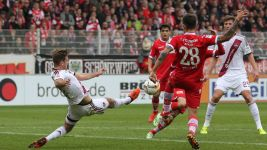 Union and Nürnberg share points in thriller