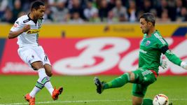 Ten-man Gladbach held by Ingolstadt