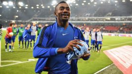 Kalou: 'My best performance in a Hertha shirt'