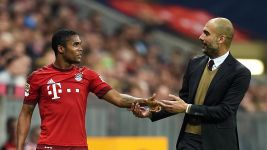 Douglas Costa's career in pictures