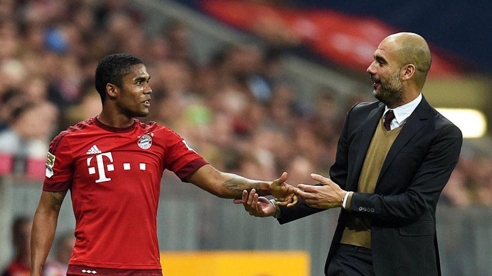 V Manchesteru City by Costa mohl znovu navázat spolupráci s trenérem Guardiolou