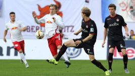'Lautern emerge victorious in Leipzig