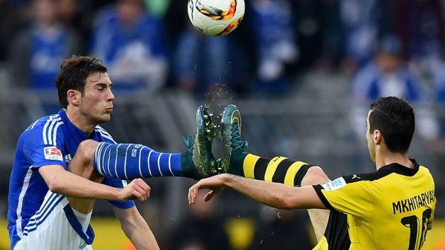 Derby Schalke Dortmund