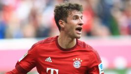 Thomas Müller on social media